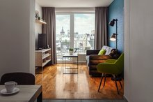 EA Hotel Apartments Wenceslas square - Apartment superior